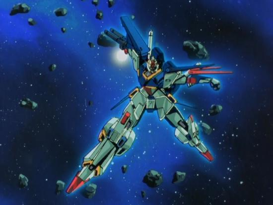 Mobile Suit Gundam ZZ: Part 1