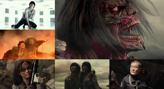 Attack on Titan: The Movie - Part 2: End of the World