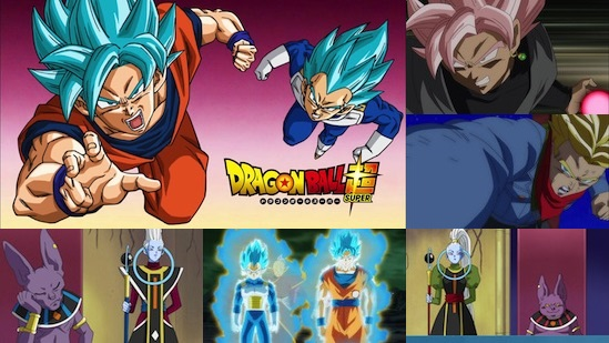Dragon Ball Super - Eps. 1-66