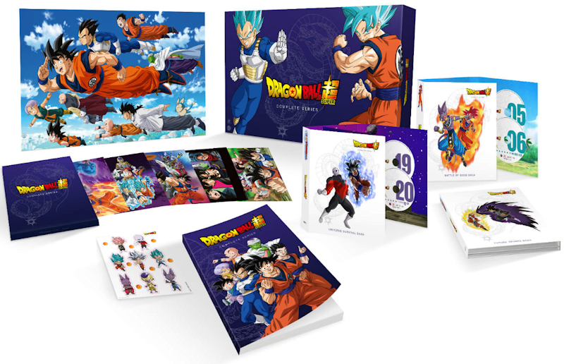 Dragon Ball Super Collectors Edition at Zavvi