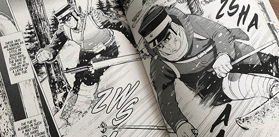 Golden Kamuy: Volume 2