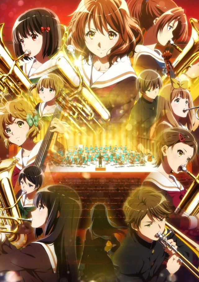 Sound!  Euphonium Movie Teaser Released