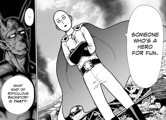 One-Punch Man - Vols. 1-2