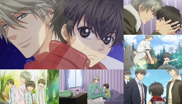 Super Lovers - Eps. 1-3