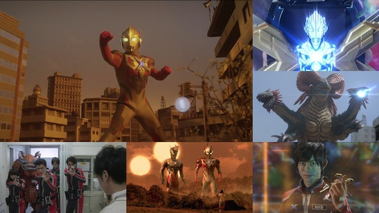 Ultraman X Eps. 1-7
