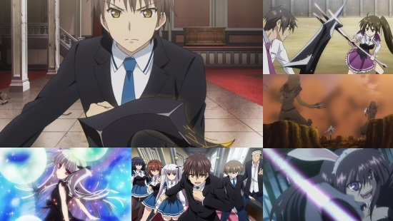 Absolute Duo - Complete Series Collection