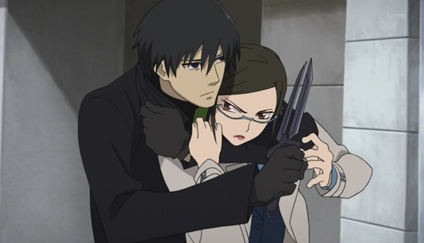 Darker than Black: Gemini of the Meteor
