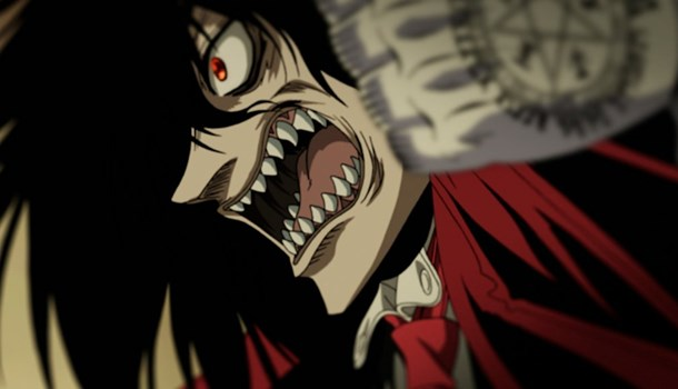 Hellsing Ultimate - Volume 1-4 Collection