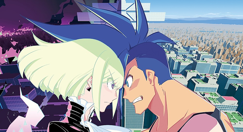 Promare (Streaming Review)