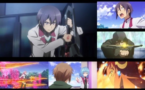 Asterisk War, The - Eps. 1-6