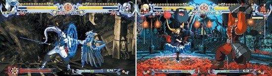 Blazblue Portable (PSP)