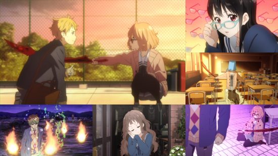 Beyond the Boundary - Complete Series Collection