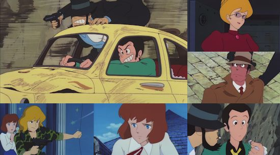 Castle of Cagliostro, The (Blu-Ray)