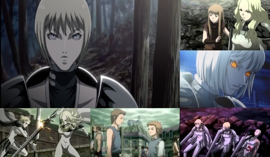 Claymore - Complete Series Collector's Edition Blu-ray