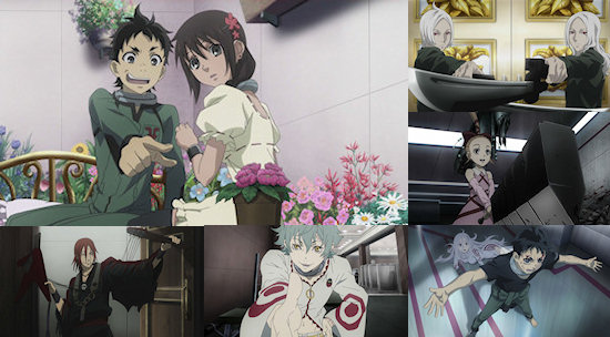 Deadman Wonderland - Eps. 5-12