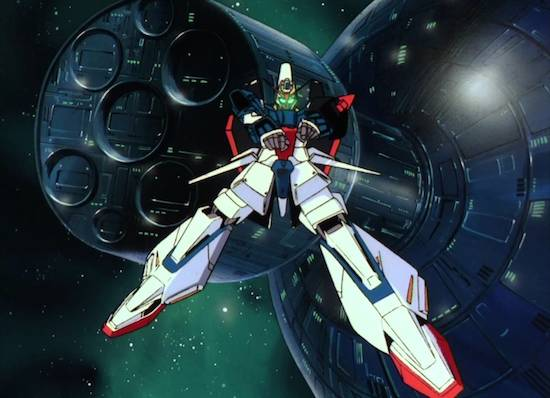 Mobile Suit ZZ Gundam Part 2