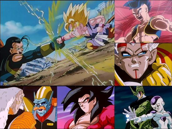Dragon Ball GT - Season 2