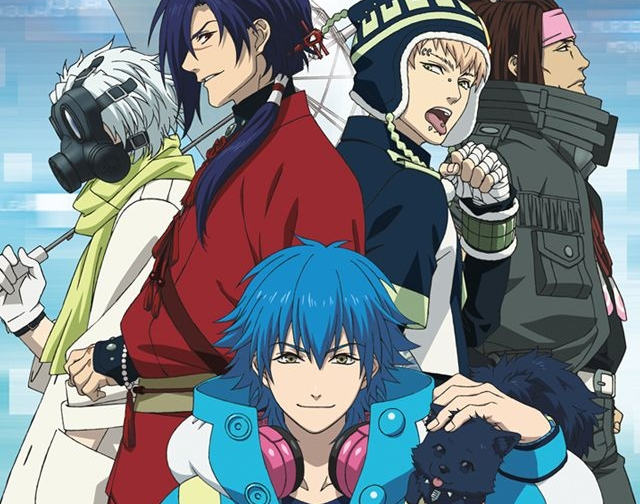 Manga Entertainment license DRAMAtical Murder for February 2017 release