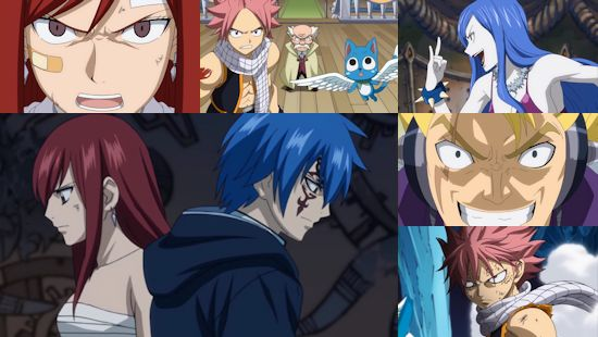 Fairy Tail - Part 4