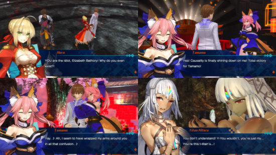 Fate Extella (PS4)