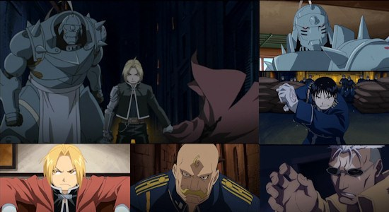 Fullmetal Alchemist: Brotherhood - Part 1