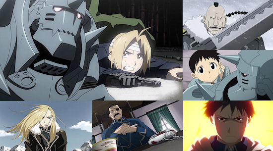 Fullmetal Alchemist: Brotherhood - Part 3