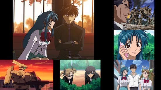 Full Metal Panic! Ultimate Edition