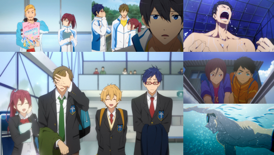 Free! Eternal Summer - Complete Series Collection