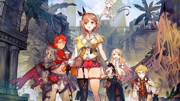 Atelier Ryza 2: Lost Legends & The Secret Fairy (PS5)