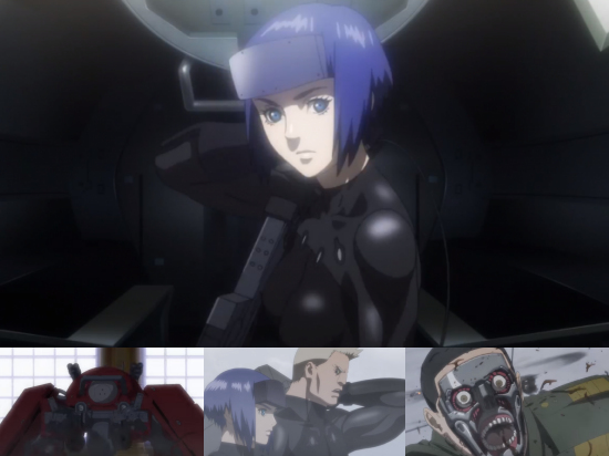 Ghost in the Shell (2015) (Theatrical screening)