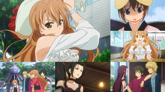 Golden Time - Collection 1