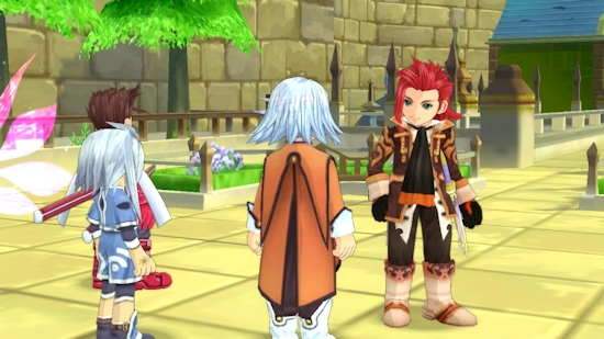 Tales Of Symphonia (Gamecube)