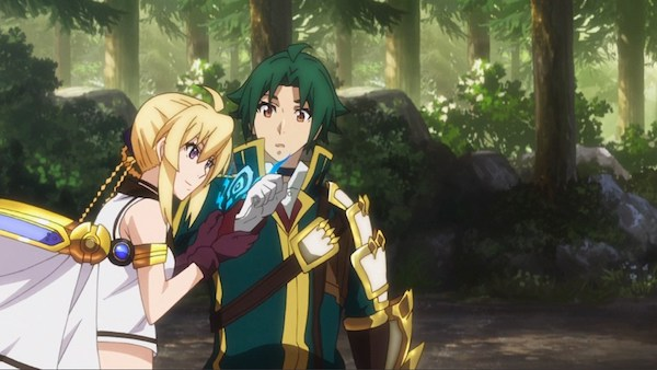 Record of Grancrest War - Eps 1-3