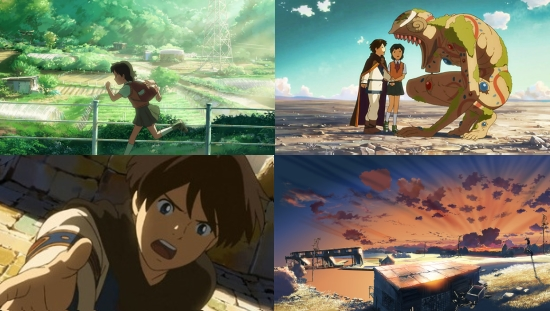 Hoshi o Ou Kodomo ~ Children who Chase Lost Voices from Deep Below