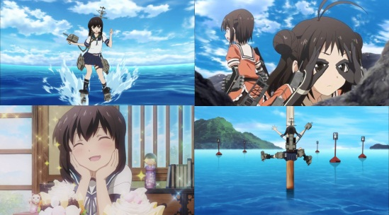 KanColle - Eps. 1-3