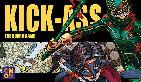 Kick-Ass - The Boardgame