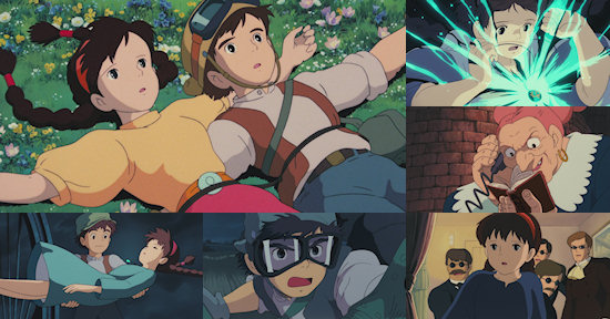 Laputa: Castle in the Sky (Blu-Ray)