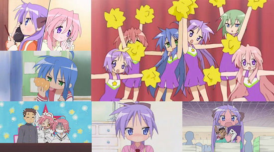Lucky Star (Anime Legends)