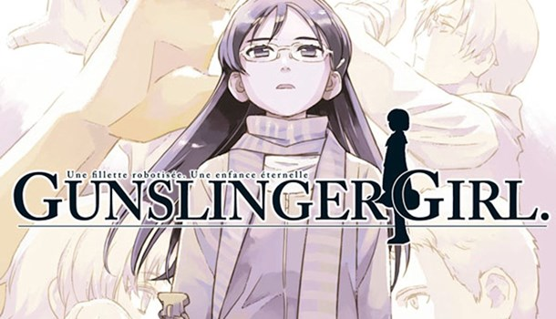Gunslinger Girl Vol. 15