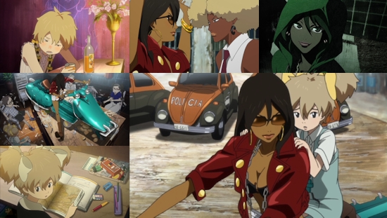 Michiko & Hatchin - Part 1
