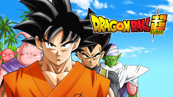 Dragonball Super lands on UK TV tomorrow