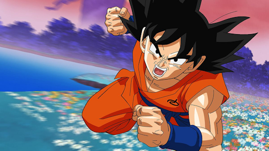 Dragon Ball Super coming to POP TV