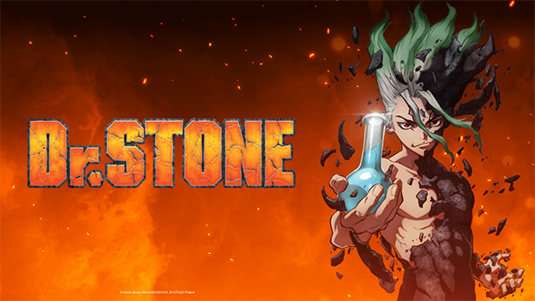 Making of Dr Stone documentary coming to Crunchyroll