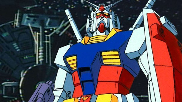 Funimation streams the original Mobile Suit Gundam