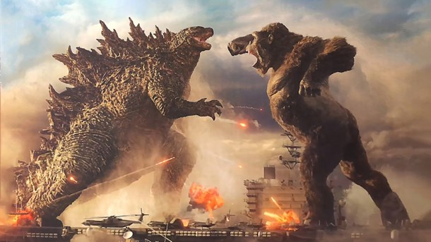 Godzilla vs Kong trailer lands for 2021's title fight