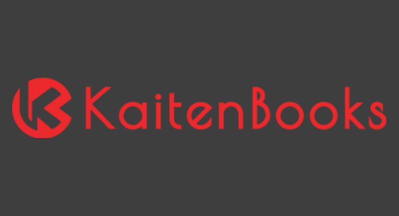 New publisher Kaiten Books emerges with two licensed titles