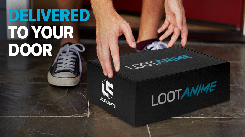 Crunchyroll and Loot Crate announce Global Partnership