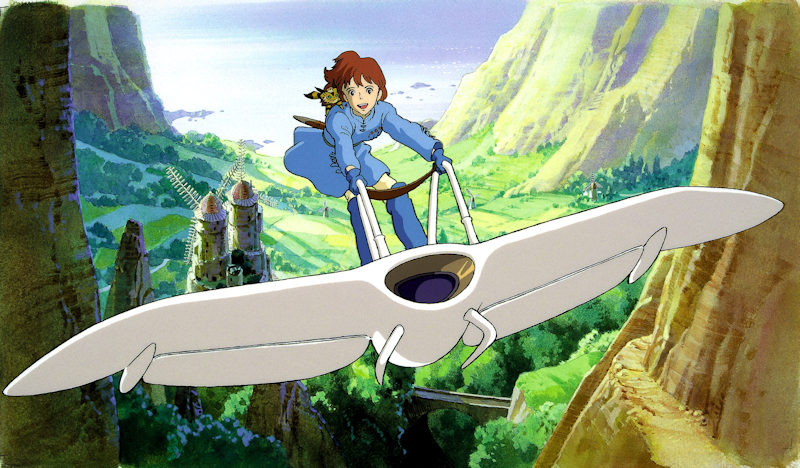 Free screening of Nausicaa for students in Berkshire