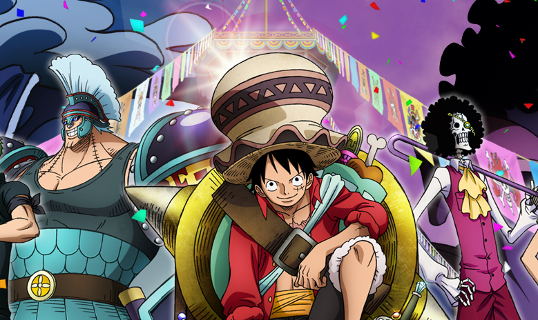 Manga announce One Piece Stampede Steelbook Release