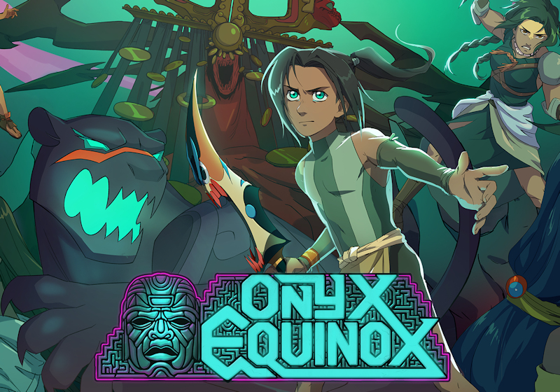 Launch trailer lands for Crunchyroll Original Onyx Equinox